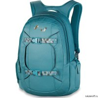 Женский рюкзак Dakine Womens Mission 25L Mnb Mineral Blue