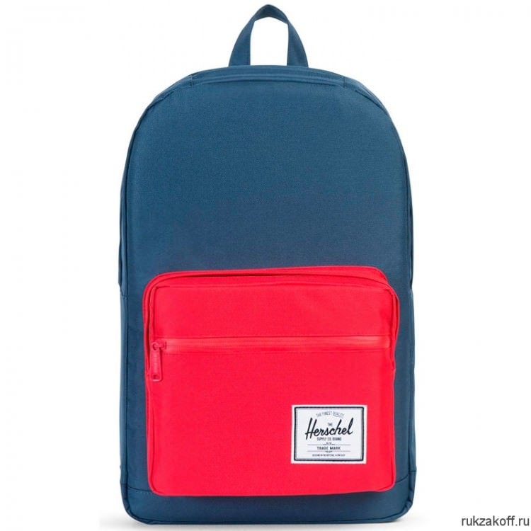 Рюкзак Herschel Pop Quiz NAVY/RED