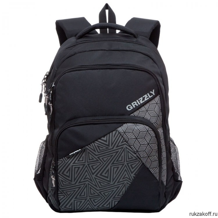 Рюкзак Grizzly Slope Gray Ru-607-1
