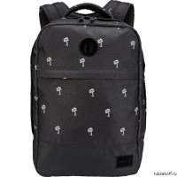 Рюкзак NIXON BEACONS BACKPACK BLACK/WHITE