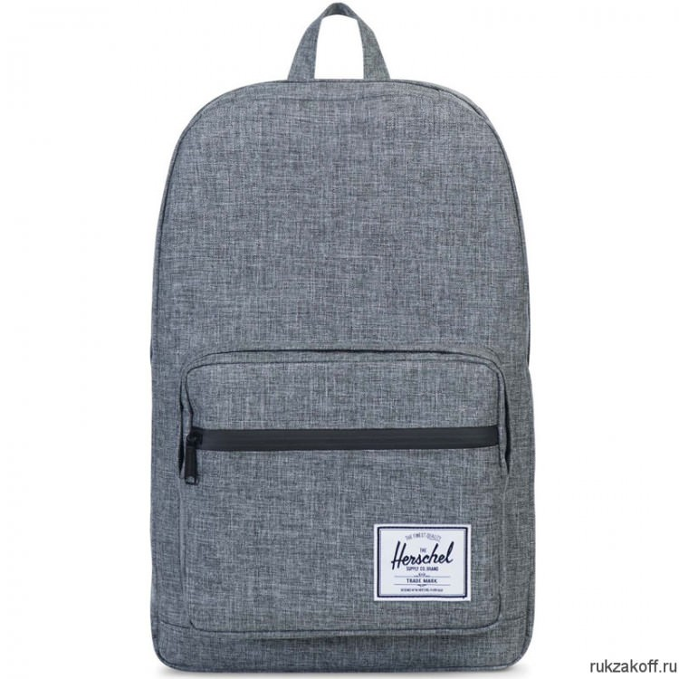 Рюкзак Herschel Pop Quiz Raven Crosshatch
