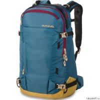 Рюкзак Dakine Womens Heli Pro ll 28L Chill Blue