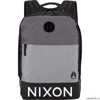 Рюкзак NIXON BEACONS BACKPACK Black-Dark Gray