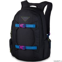 Женский рюкзак Dakine Womens Mission 25L Black Ripstop
