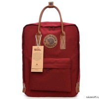 Рюкзак Fjallraven Kanken No. 2 Red Replica