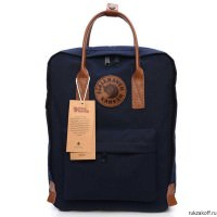 Рюкзак Fjallraven Kanken No. 2 Navy Replica