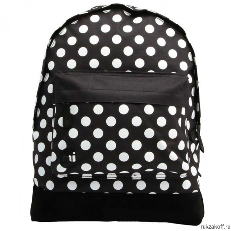 Рюкзак Mi-Pac PolkaDot All Polka Black/White