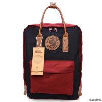 Рюкзак Fjallraven Kanken No. 2 Navy/Red Replica
