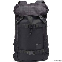 Рюкзак NIXON LANDLOCK BACKPACK SE  BLACK/GRAY