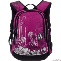 Рюкзак Grizzly Field Rd-756-3 Fuchsia