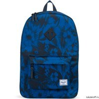 Рюкзак Herschel Heritage JUNGLE FLORAL BLUE