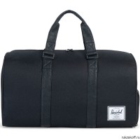 Сумка Herschel Novel BLACK/BLACK SYNTHETIC LEATHER
