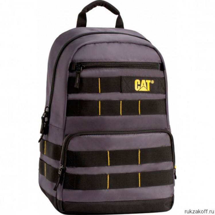 Рюкзак Caterpillar Mochilas серый 83066-165