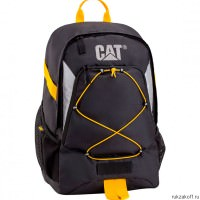 Рюкзак Caterpillar Mochilas черный 83067-12