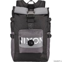 Рюкзак NIXON SWAMIS BACKPACK BLACK DARK GRAY