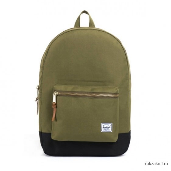Рюкзак Herschel Settlement Army Black