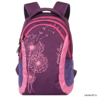 Рюкзак Grizzly Dandelion Purple Rd-636-1