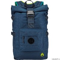 Рюкзак NIXON SWAMIS BACKPACK Navy Gradient