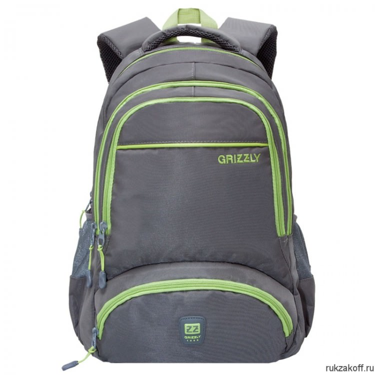 Рюкзак Grizzly DayPack Grey RU-618-6
