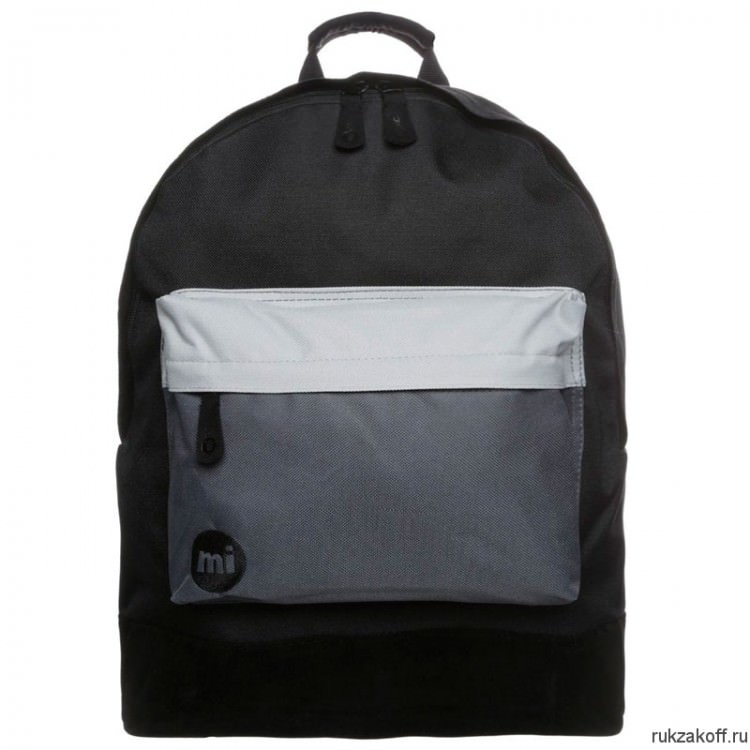 Рюкзак Mi-Pac Tri Tone Black/Charcoal/Grey