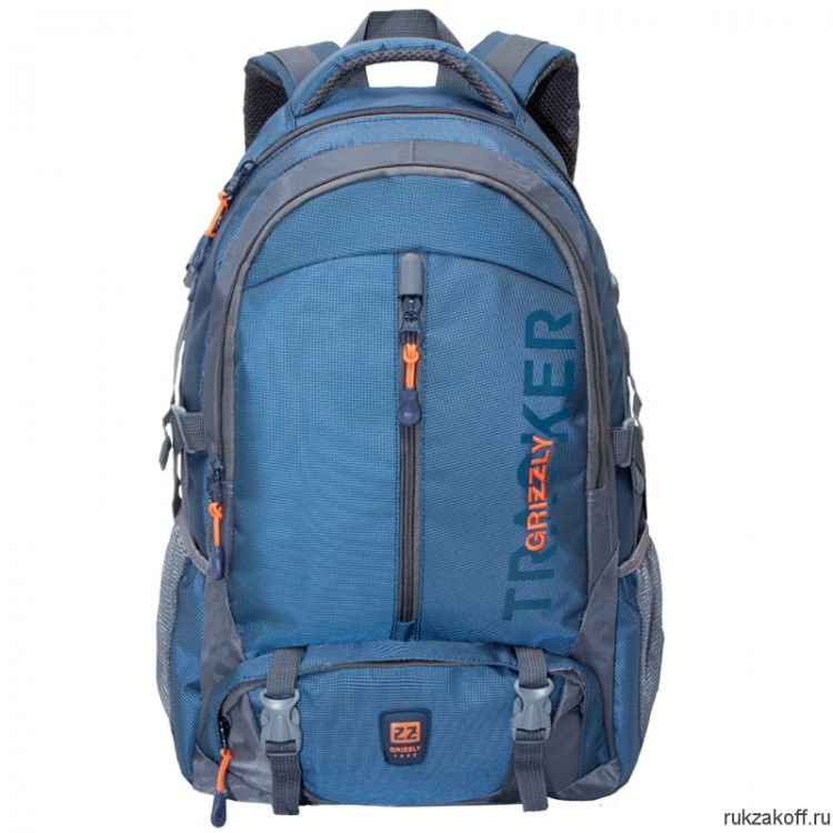 Рюкзак Grizzly Tracker Blue Ru-617-2