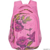 Рюкзак Grizzly Floriana RD-752-2 Pink