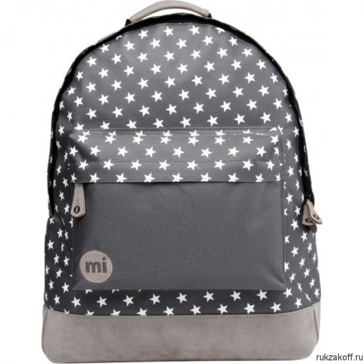Рюкзак Mi-Pac All Stars Solid Pkt Charcoal