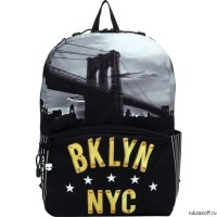 Рюкзак Mojo Pax Brooklyn New York мульти