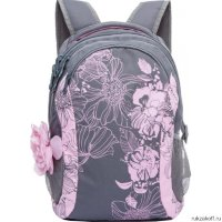 Рюкзак Grizzly Peony Gray RD-755-2