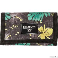 Кошелек BILLABONG ATOM WALLET Ash Grey