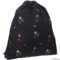 Рюкзак на шнурках BILLABONG JONO BEACH BAG BLACK PALMS