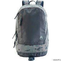 Рюкзак NIXON RIDGE BACKPACK GRAY/NAVY