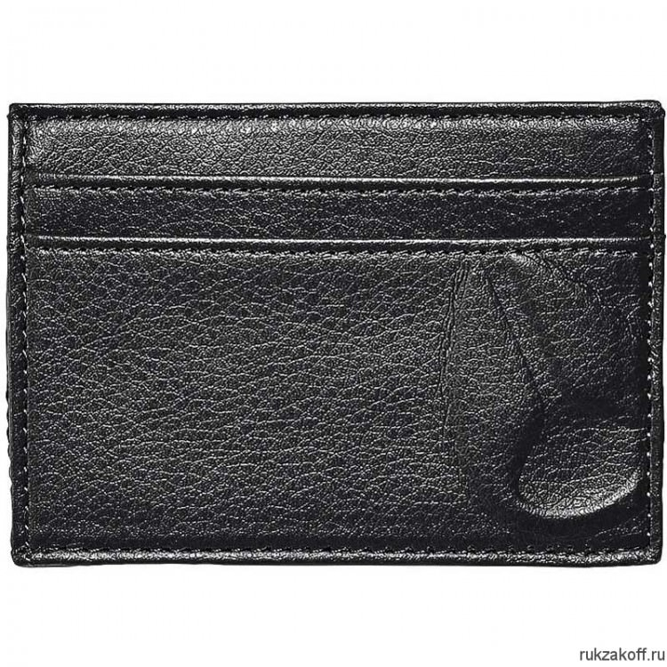 Кошелек NIXON HAZE CARD WALLET ALL BLACK
