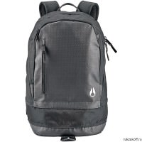 Рюкзак NIXON RIDGE BACKPACK BLACK