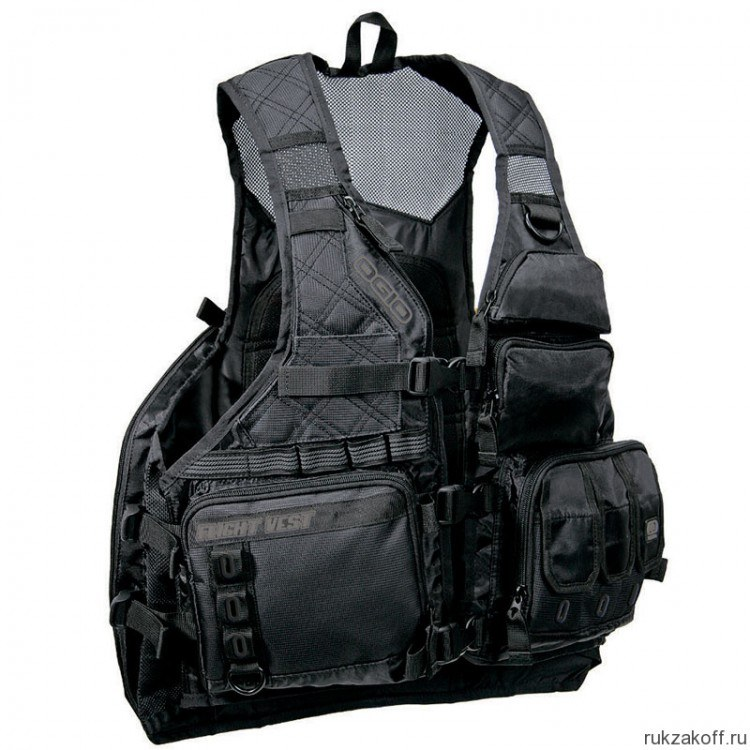 Жилет спортивный с карманами mx flight vest OGIO