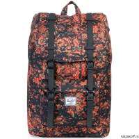 Рюкзак HERSCHEL LITTLE AMERICA CENTURY/BLACK RUBBER