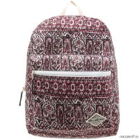 Рюкзак BILLABONG BREEZY SHOREZ BLACK CHERRY