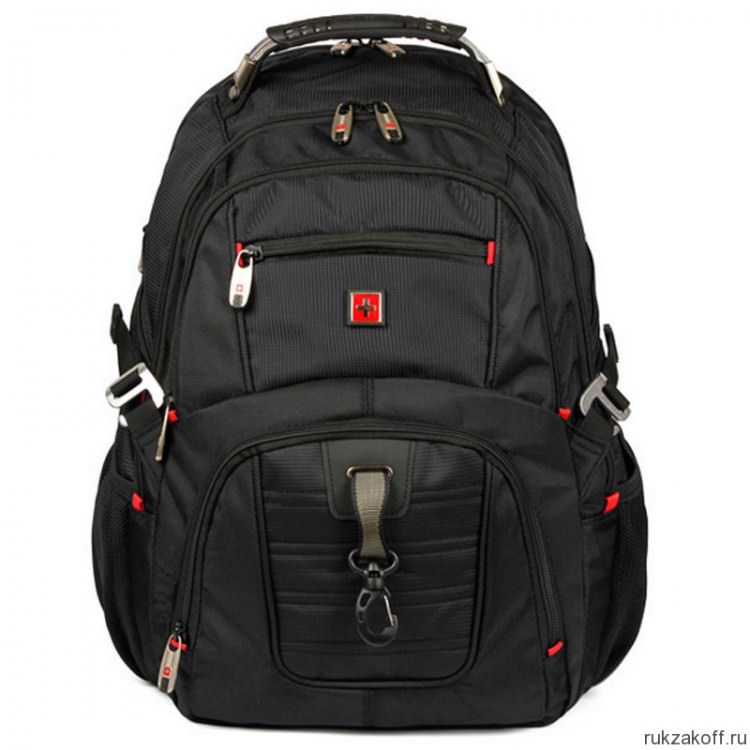 Рюкзак SwissWin Hill Black SW-8112