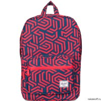 РЮКЗАК Herschel POP QUIZ YOUTH NAVY/NATURAL STRIPE