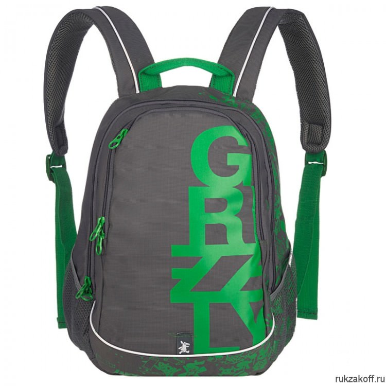 Рюкзак Grizzly Young Green Ru-400-1