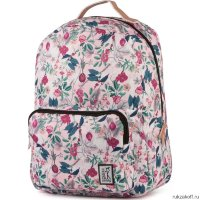 Рюкзак The Pack Society Classic Backpack Pink Botanical Allower